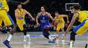 Anadolu Efes, Maccabi'yi parçaladı