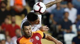 Galatasaray: 28 - Antalyaspor: 7