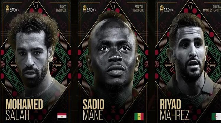 Yılın Afrikalı Futbolcusu ödülüne 3 aday