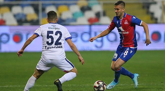 Altınordu - EG Menemenspor: 1-0 (ÖZET)
