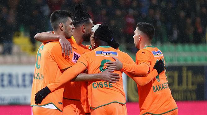 A. Alanyaspor - İH Konyaspor: 2-1 (ÖZET)