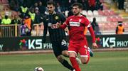 Boluspor - Eskişehirspor: 1-1 (ÖZET)