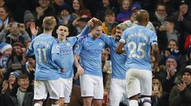 City kazandı, Guardiola tarihe geçti