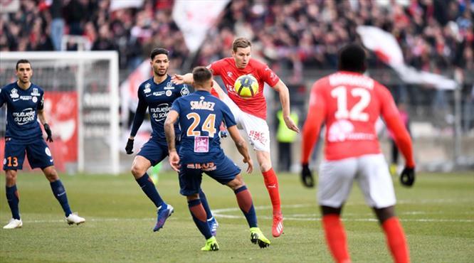 Nimes kaçtı Montpellier yakaladı! (ÖZET)