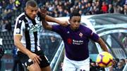 Fiorentina'dan kritik kayıp (ÖZET)