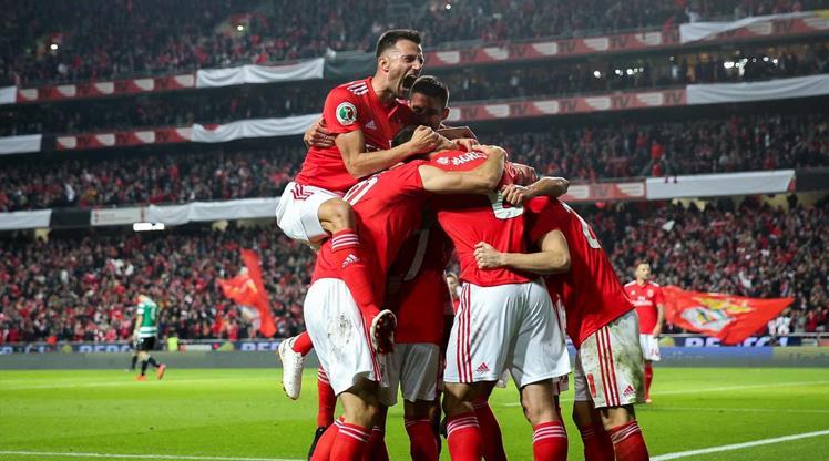 Benfica avantajı yakaladı