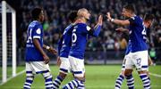 Schalke şovla çeyrek finalde (ÖZET)