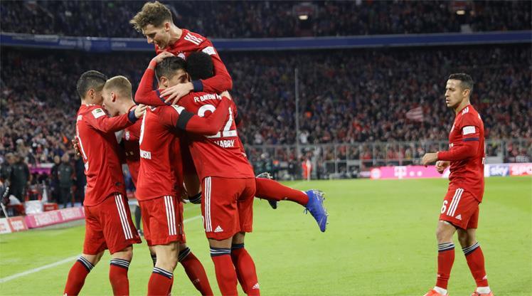 Bayern fırsatı kaçırmadı