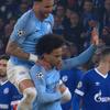 Golü attı sevinmedi, Sane'den Schalke'yi yıkan gol
