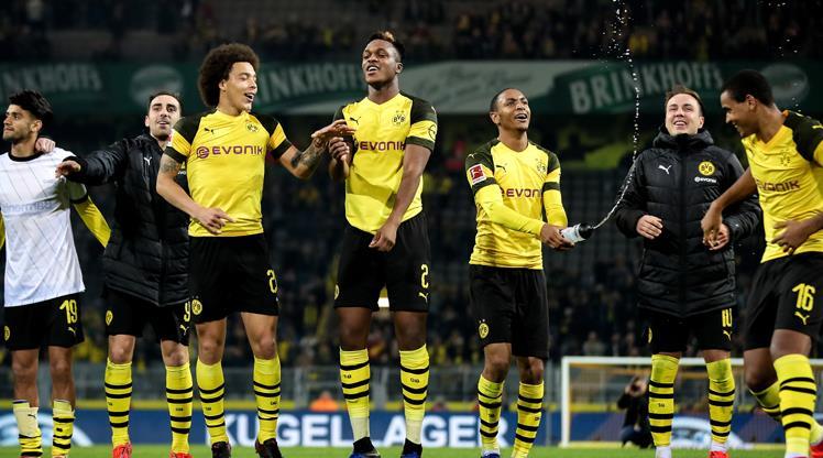 Dortmund galibiyeti hatırladı!