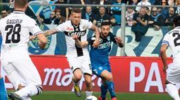 Parma kaçtı Empoli yakaladı! (ÖZET)