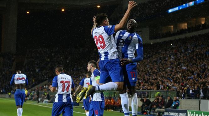Çakır çaldı, Porto uzatmalarda turladı (ÖZET)