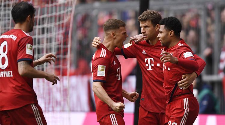 Bayern'den Liverpool'a gözdağı