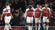 Arsenal de İngiliz modasına uydu (ÖZET)