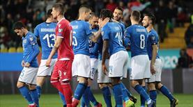 İtalya'dan yarım düzine gol