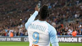 """Hocasından Balotelli'ye tam destek! """"Hırsını Marsilya için kullanmalı"""""""