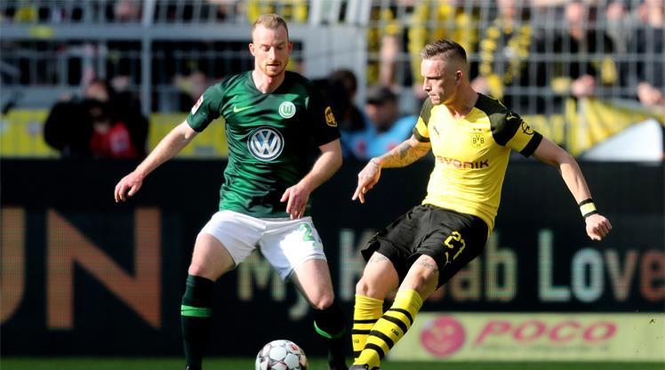 Dortmund koltuğu geri aldı