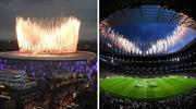 Tottenham yeni mabedine kavuştu (GALERİ)