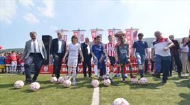 U12 İzmir CUP'ta görkemli açılış