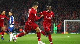 Liverpool yarı final kapısını araladı (ÖZET)