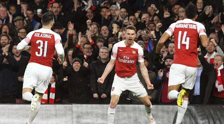 Ramsey giderayak tarihe geçti
