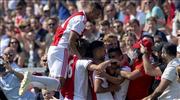 Ajax Tottenham'a mesajı verdi