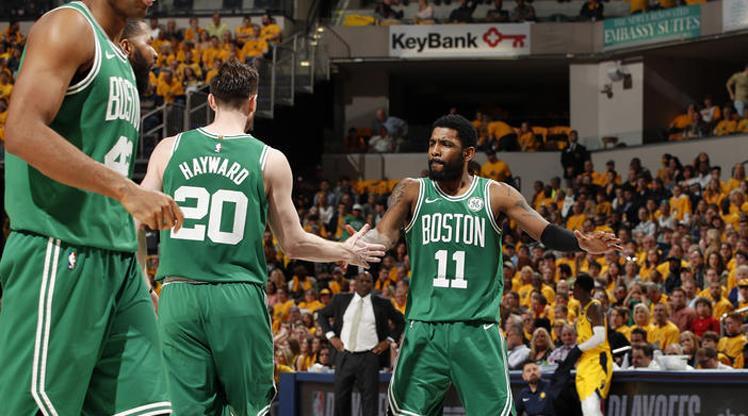 Boston Celtics, Indiana'yı süpürdü