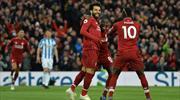 Liverpool şov yaptı, City'i beklemeye başladı (ÖZET)