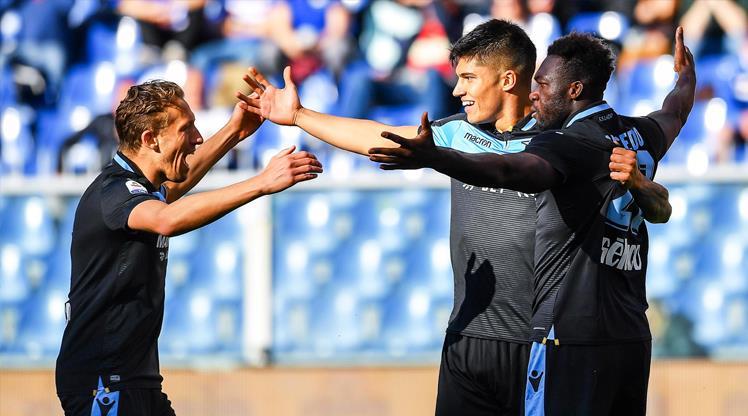 Lazio Avrupa aşkına