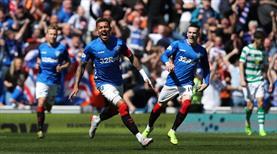 Old Firm'de kazanan Rangers