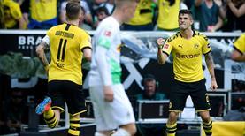 Borussia Dortmund'a galibiyet yetmedi