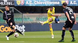 Eksik Chievo puanı kaptı