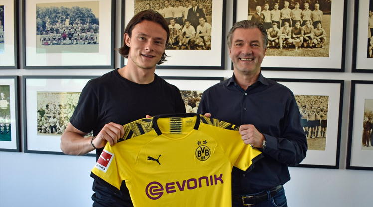 Dortmund transfere hızlı girdi