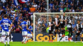 Sampdoria şampiyonu devirdi