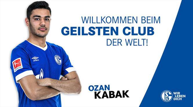 Ozan Kabak'tan 5 yıllık imza! İşte yeni takımı
