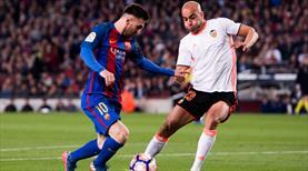 Valencia'dan Kayserispor'a transfer
