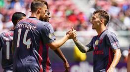Benfica işi şova döktü (ÖZET)