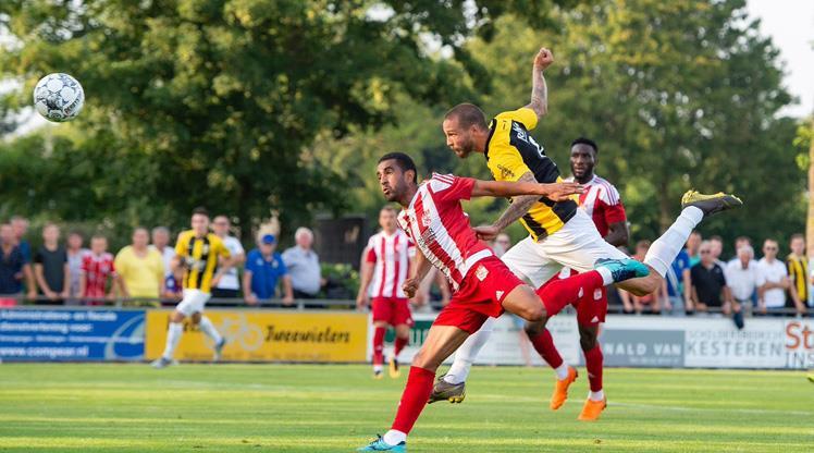 Vitesse kaçtı, Sivas yakaladı