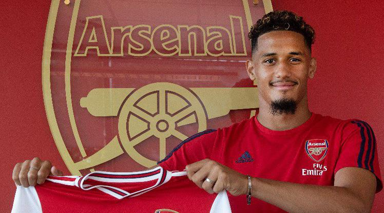 William Saliba Arsenal'de