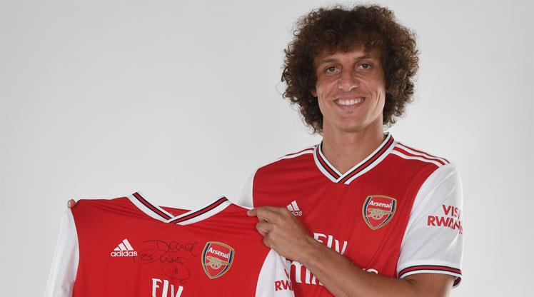 David Luiz Arsenal'de