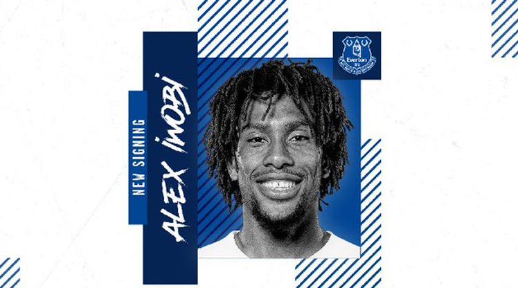 Everton'dan bir imza daha
