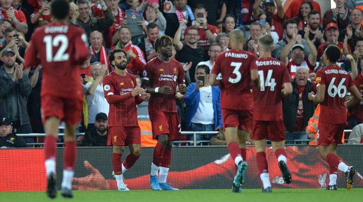 Liverpool gözdağını verdi! Sezona müthiş başlangıç: 4-1