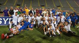 TSYD Ege Kupası Menemenspor'un