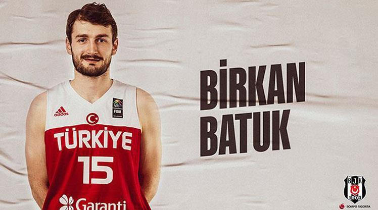 Birkan Batuk, Beşiktaş Sompo Sigorta'da