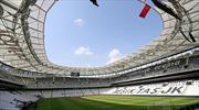 Vodafone Park Süper Kupa'ya hazır