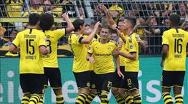 Dortmund sezonu şovla açtı