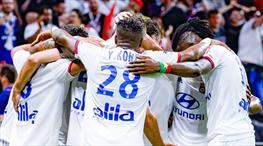 Lyon, Angers'i perişan etti: 6-0 (ÖZET)