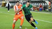 Akhisarspor: 1 - Adanaspor: 0 (ÖZET)