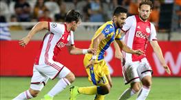 Ajax turu Amsterdam'a bıraktı (ÖZET)
