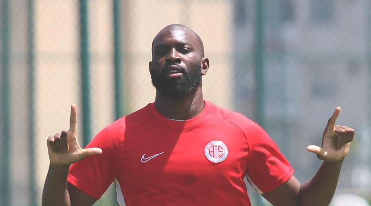 Antalyaspor'da ayrılık var